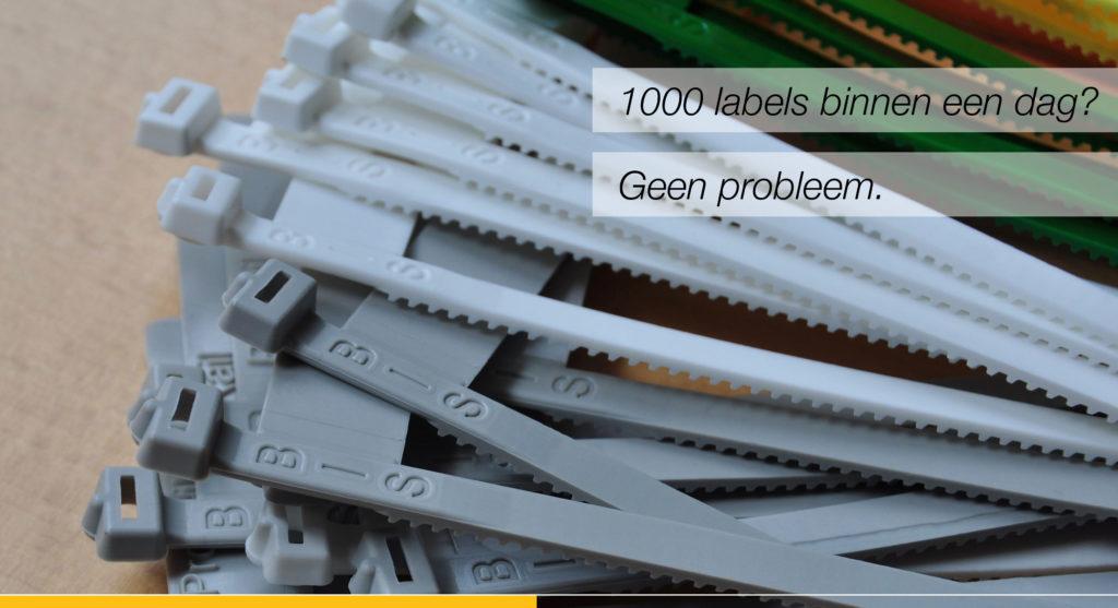 1000 labels